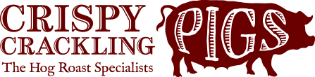 Crispy Crackling Pigs - Hog Roast Specialists throughout Buckinghamshire